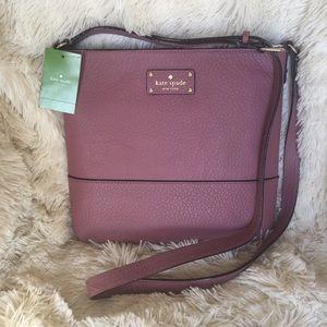 NWT Kate Spade Cora Crossbody Bag
